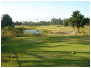 Par3 golfbaan